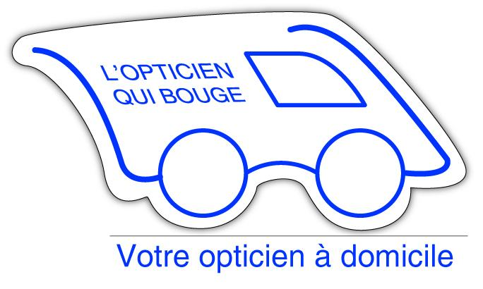 L'opticien qui bouge